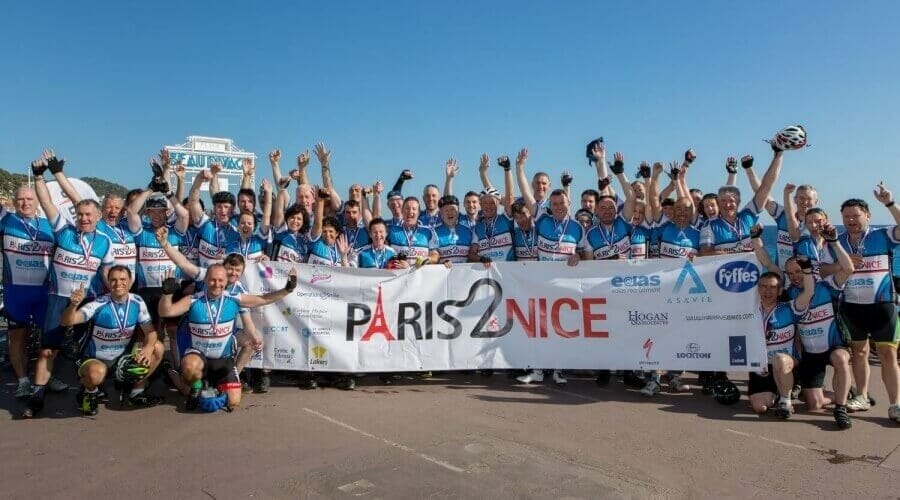 Eolas Recruitment Helps Paris2Nice Raise Thousands for Charity