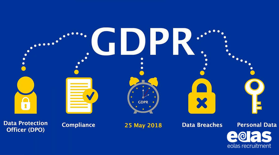 How will GDPR affect the recruitment industry?