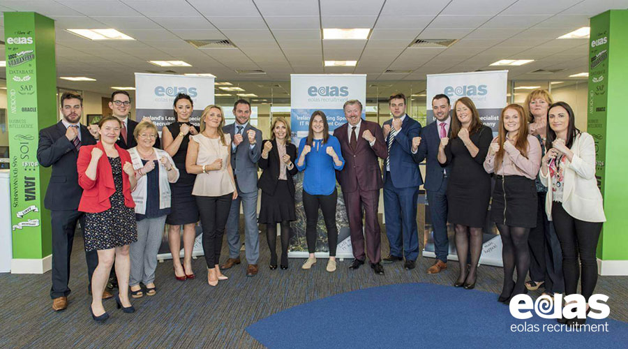 Olympic Champion Opens New Eolas Offices